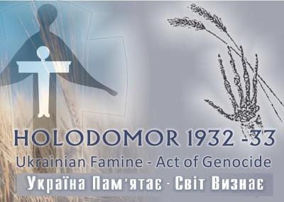 Commémoration des victimes de l'Holodomor ; le génocide oublié en Ukraine 1