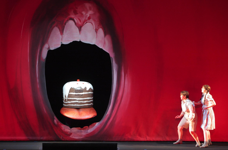 Hänsel und Gretel opéra munich