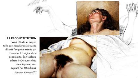 L'Origine du monde de Gustave Courbet, faut-il croire au «miracle» ? 3