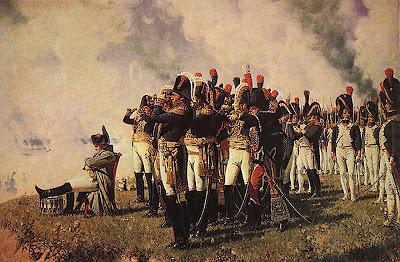 Mort du Prince Bagration à la bataille de la Moskova le 7 Septembre 1812 5