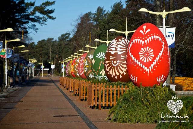 Traditions de Pâques en Lituanie 4