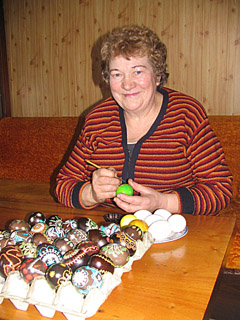 Traditions de Pâques en Lituanie 2