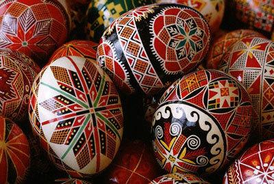 Traditions de Pâques en Lituanie 3