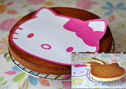 gateau hello kitty 1
