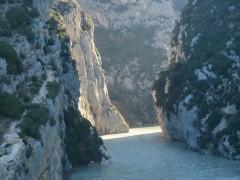 Provence à vélo novembre 2011
