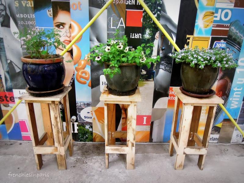Amsterdam insolite et alternatif ; une zone industrielle abritant des ateliers d'artistes 3