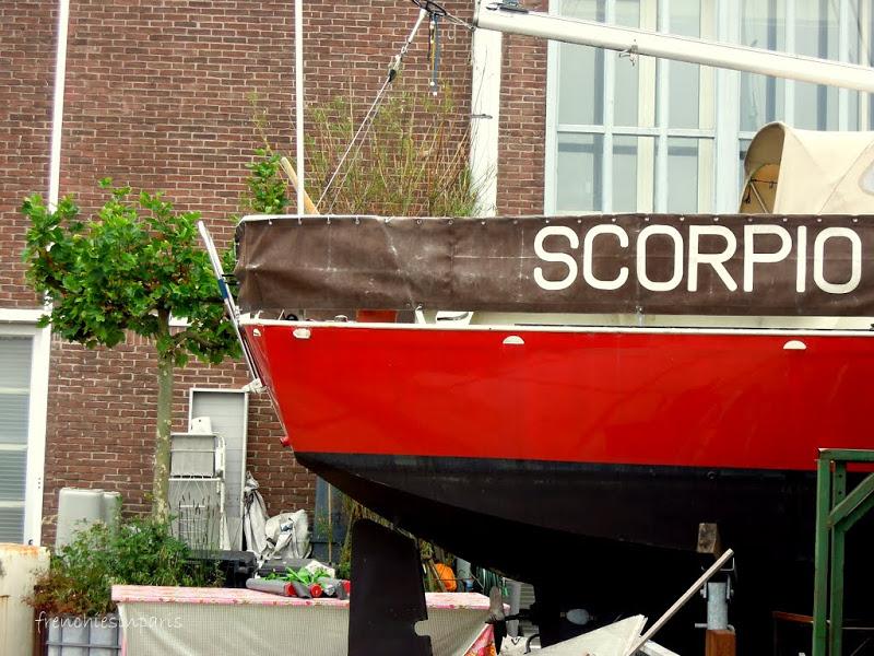 Amsterdam insolite et alternatif ; une zone industrielle abritant des ateliers d'artistes 5