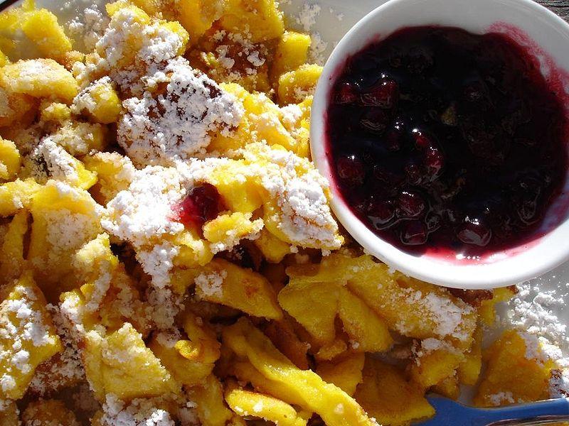 Kaiserschmarrn cuisine bavaroise