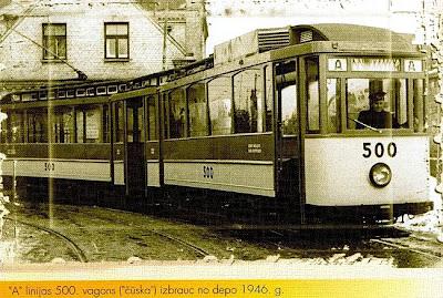 Transports en commun Riga : quel transport privilégier? 2