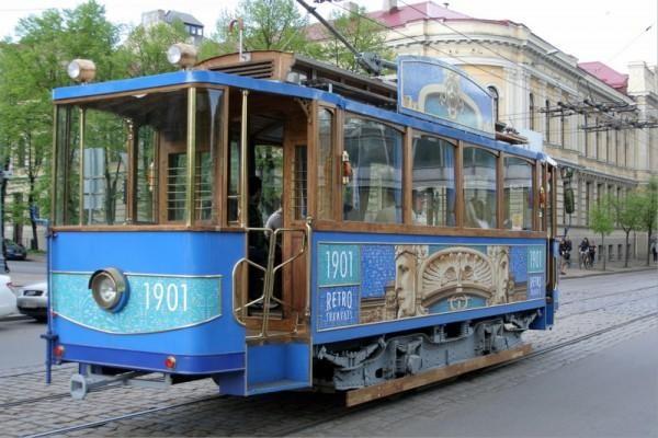 Transports en commun Riga : quel transport privilégier? 1