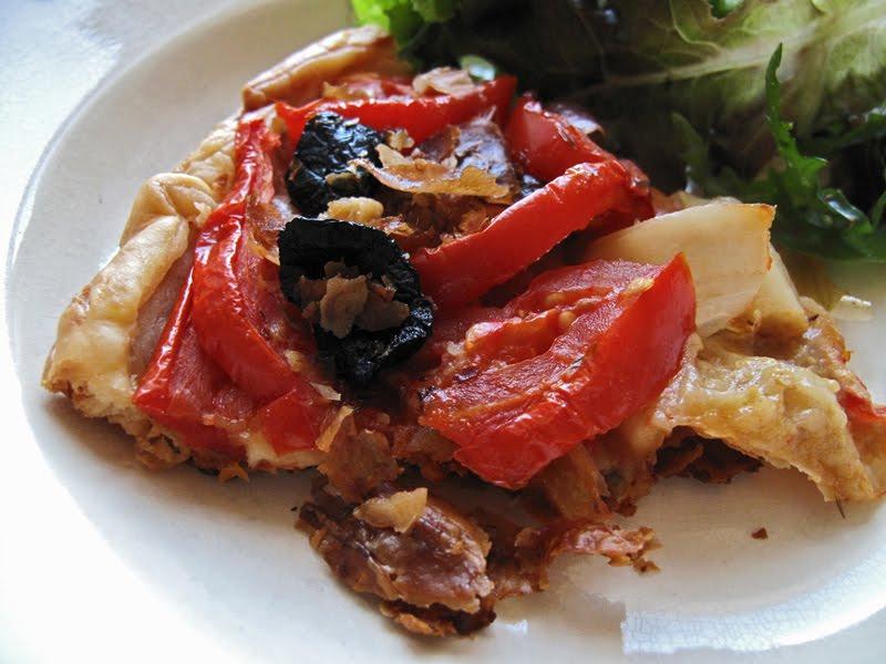 Tarte à la tomate et burrata : Recette italienne rapide et facile (Cuisine italienne) 3