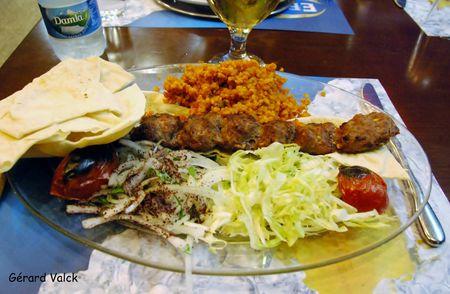 cuisine turque istanbul