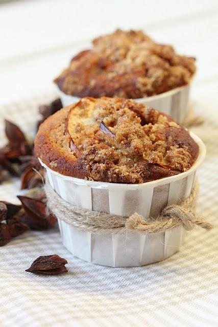 Muffins aux framboises ou pomme cannelle du Pain Quotidien 3