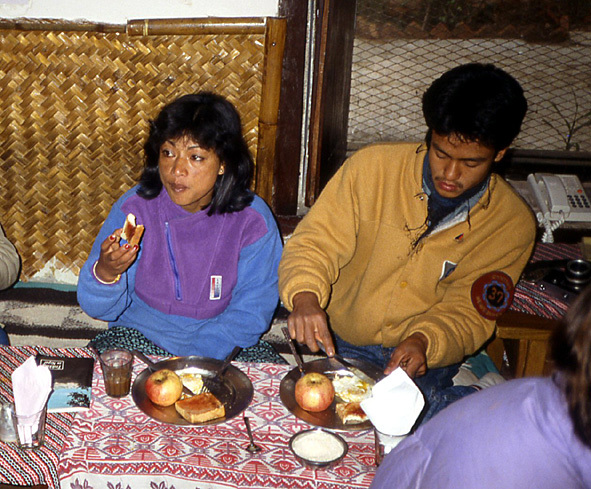 tara nepal katmandou