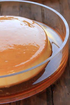 Crème renversante au  caramel 3