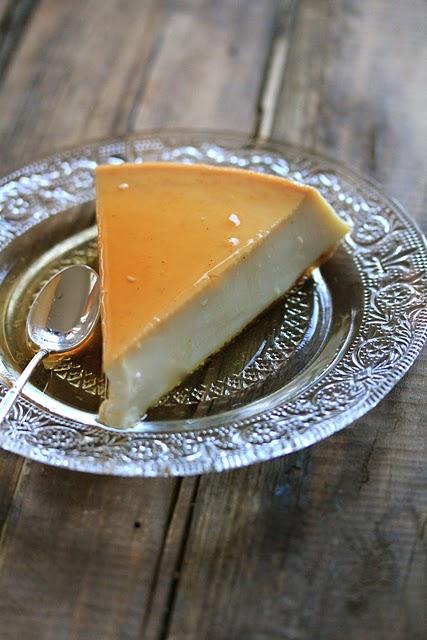 Crème renversante au  caramel 2