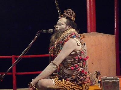 Découvrir l'Inde hindouiste : Les sâdhus, les saints errants en Inde 3