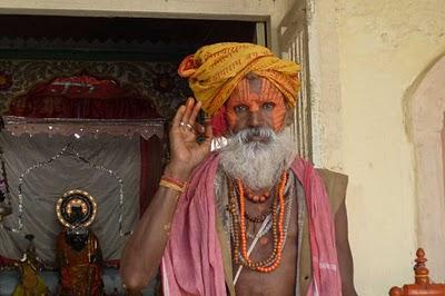 Découvrir l'Inde hindouiste : Les sâdhus, les saints errants en Inde 1