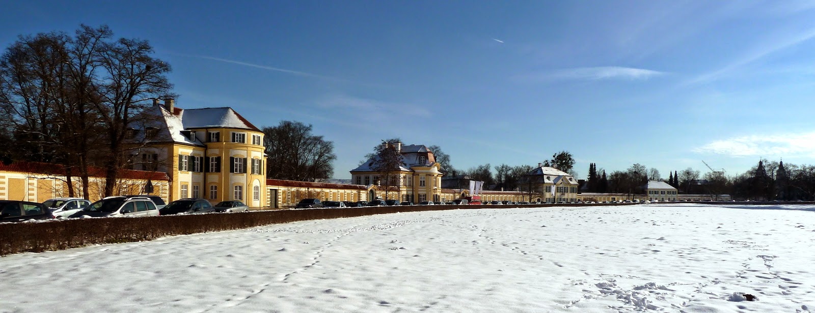 Chateau Nymphenburg, la résidence d'été des rois de Bavière à Munich 20