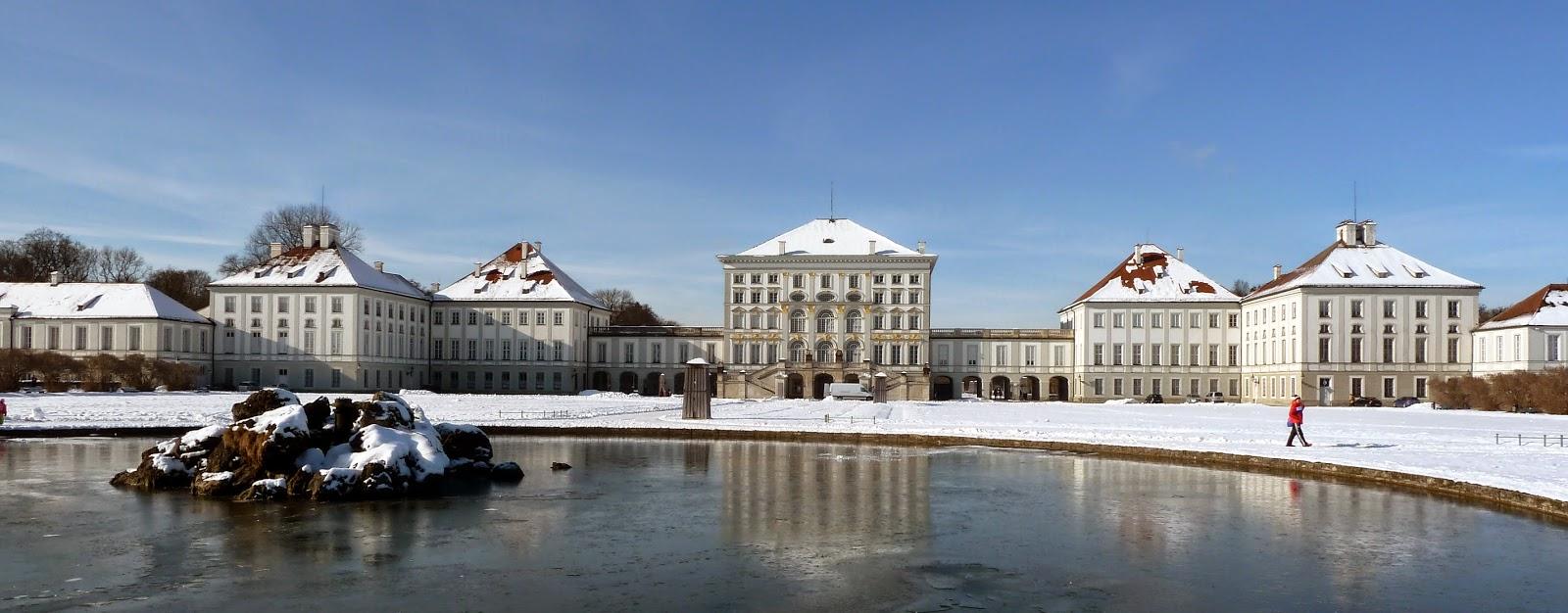 Chateau Nymphenburg, la résidence d'été des rois de Bavière à Munich 23