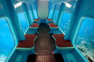 Le demi sous marin