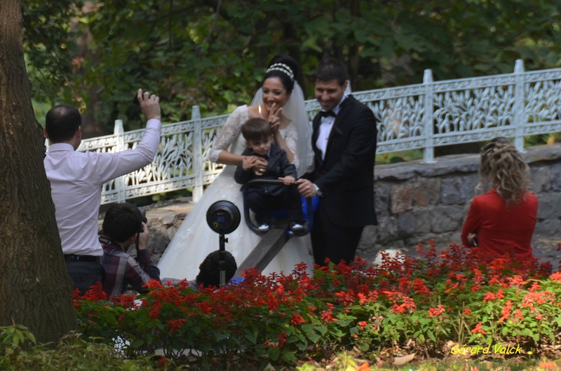 mariage istanbul mariés séance photo