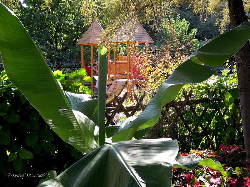 Jardins de Paris - Jardin Catherine Labouré