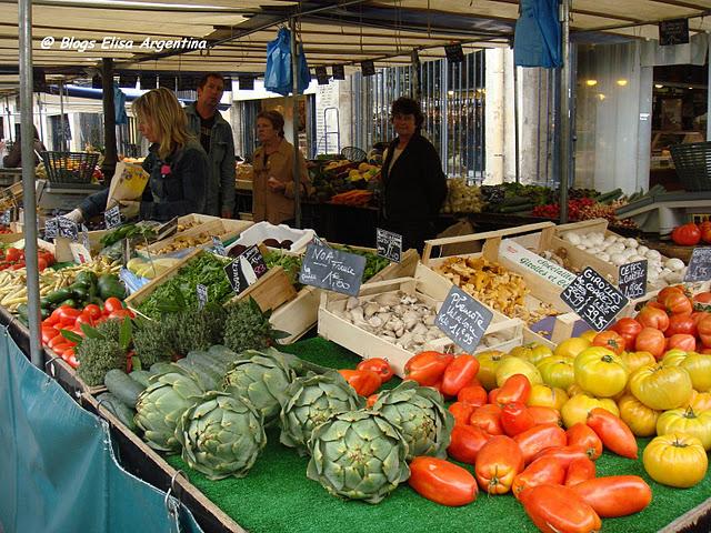 Shopping à Paris : la tradition des marchés de Paris 54