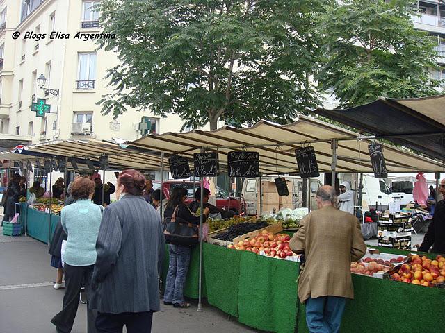 Shopping à Paris : la tradition des marchés de Paris 55