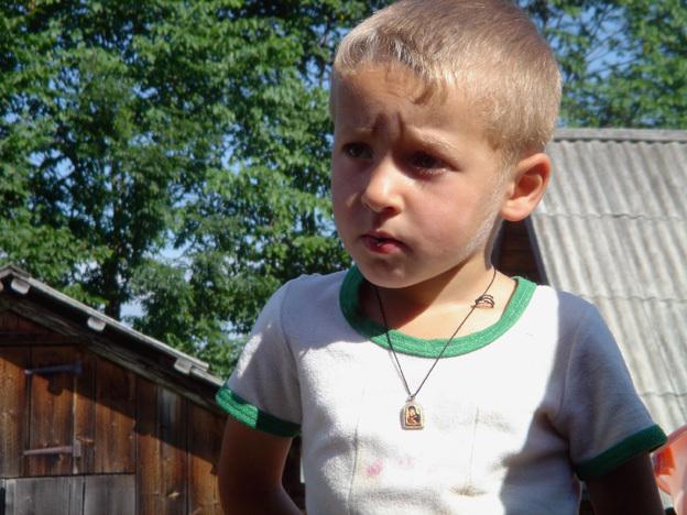 ivan 4 ans ukrainien