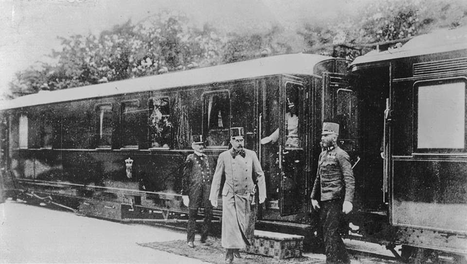 Attentat de Sarajevo du 28 Juin 1914 : vers la montée de la 1ère Guerre mondiale? 1