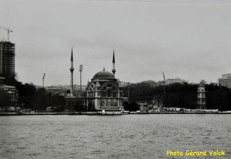 istanbul mosquée bosphore
