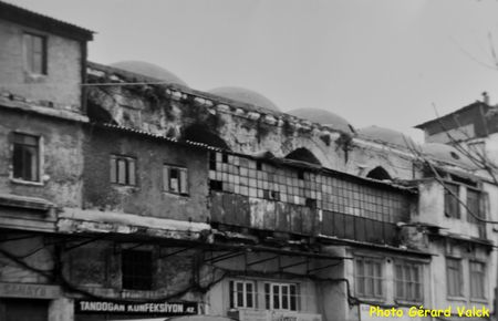 istanbul Ancien caravanserail