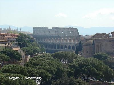 Un week-end à Rome : album souvenirs 1