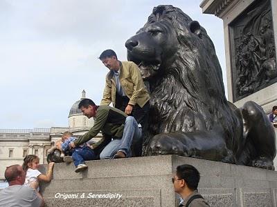 Tourisme Londres : s'amuser à Trafalgar Square 16