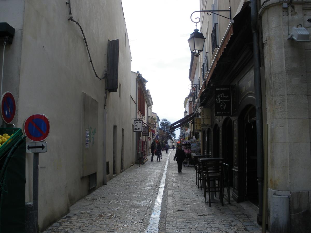 Aigues Mortes, belle ville médiévale du Gard (Languedoc Roussillon) 2