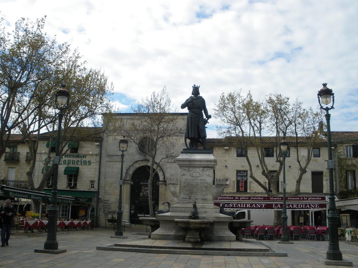 Aigues Mortes, belle ville médiévale du Gard (Languedoc Roussillon) 7
