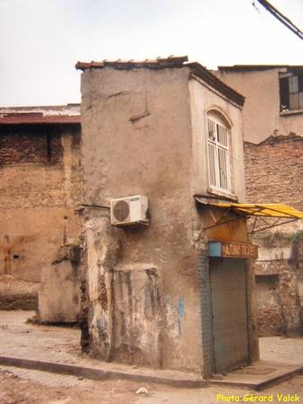 Vieille maison istanbul Karakoy