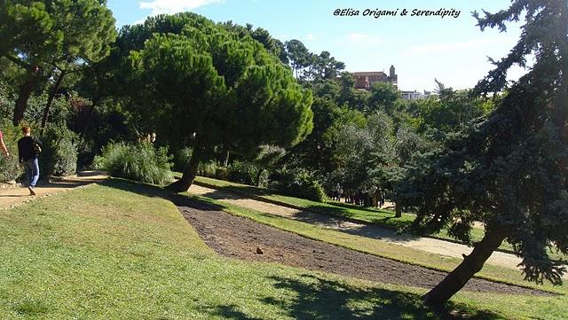Parc Güell en photos ; promenade au pays des merveilles (Barcelone tourisme) 9