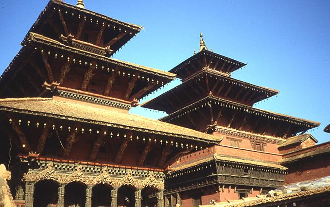 patan durban square nepal