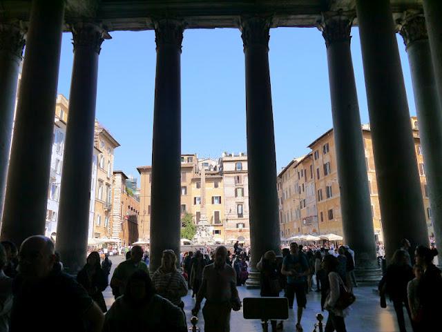 rome Piazza della Rotonda