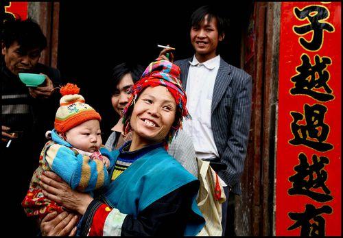 Blog - -Femme a l'enfant