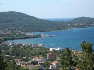 Archipel de Zadar ; belles îles verdoyantes en Dalmatie du Nord (Iles Croatie Tourisme) 1
