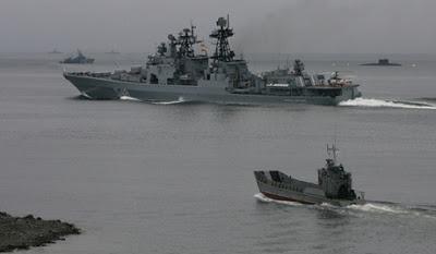 Les mystérieuses manœuvres russes en Mer Noire 6