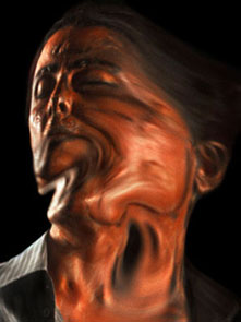 La violence, de Francis Bacon à Chaza Charafeddine 2