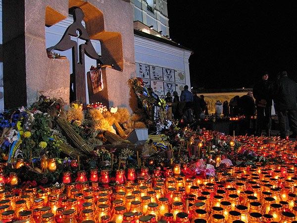 Commémoration des victimes de l'Holodomor ; le génocide oublié en Ukraine 5