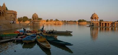 Jaisalmer, la dorée : les temples Jains et le Thar Heritage Museum 28