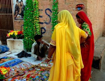 Jaisalmer, la dorée : les temples Jains et le Thar Heritage Museum 26
