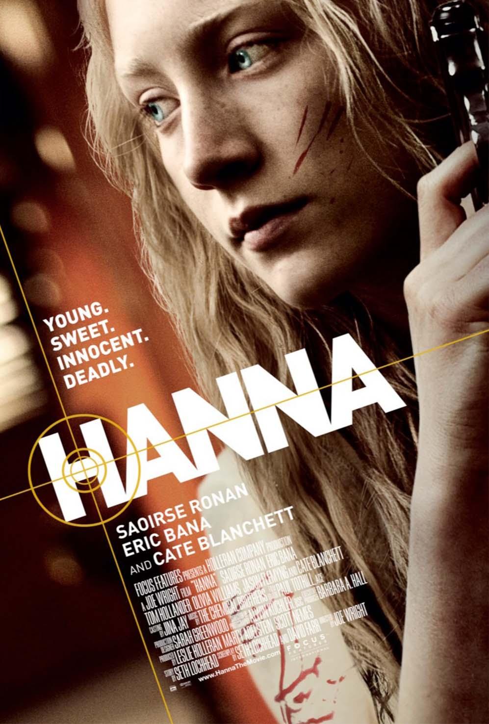 affiche film Hanna