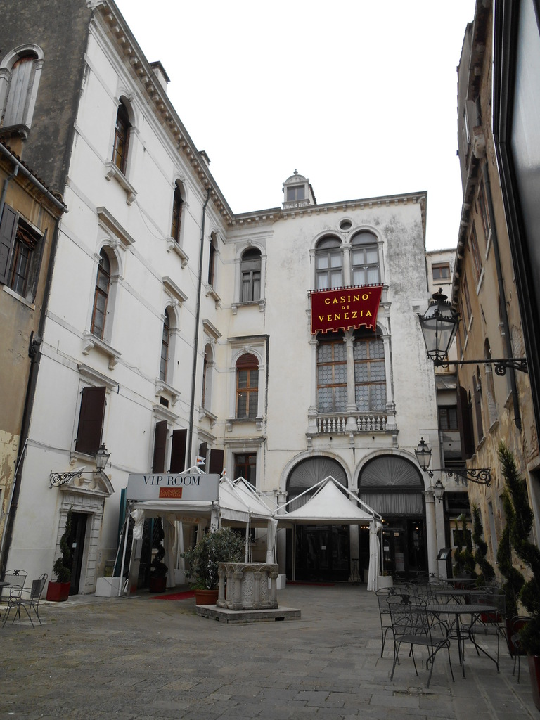 Le Palazzo Vendramin Calergi, aujourd'hui succursale du Casino municipal.